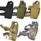 Military Airsoft Tactical Pistol Drop Leg Thigh Holster Pouch Bag Right Hand