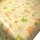 Elephant Kids Childrens Nelly Wipe Clean PVC Tablecloth Table Cloth Cover Vinyl