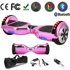 SELF BALANCING SCOOTER ELECTRIC SCOOTER BLUETOOTH BALANCE BOARD+BAG+REMOTE KEY