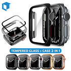 Apple Watch Series 3 Full Protective Case Screen Protector Cover iWatch 38/42mm