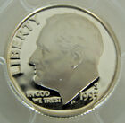 1993-S PCGS SILVER ROOSEVELT PROOF DIME PCGS PR70DCAM - FREE SHIPPING