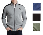PUMA Men's French Terry Fleece Track Jacket - Pick Size and Color