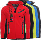 Geographical Norway Richier Herren Softshell Jacke Outdoor Funktionsjacke