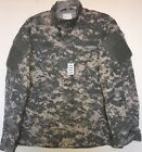 US ARMY ACU RIPSTOP SHIRT SMALL MEDIUM LARGE X-LARGE NEW (F115)