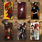 The Flash Barry All Logo TV Movie UV Case Cover  Apple iPhone LG, HTC, Huawei P9