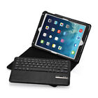 For Apple iPad Air /Air 2 Bluetooth Keyboard w/ Stand With PU Leather Case Cover