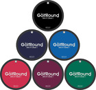 GolfRound Towel Pocket Golf Ball Cleaner (SELECT GOLF ROUND COLOR)