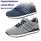 Mens ULTRA LIGHT WEIGHT Trainers Shoes Boots Work Composite Hiker AnkleUK2-12