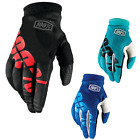 100% iTrack Youth Offroad Motocross Gloves