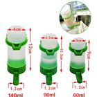 Pet Bird Parrot Automatic Feeder Bottle Water Drinking Clip Food Dispenser S/M/L