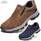 YJP Men Steel Toe Safety Shoes Work Breathable Casual Hiking Climbing Sneakers