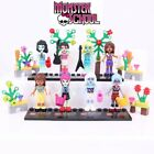 MONSTER HIGH SCHOOL MINI FIGURE MINI FIGURES BLOCKS  HIGH SCHOOL. FIT LEGO <br/> Choose a minifigure from the list MORE IN OUR EBAY SHOP