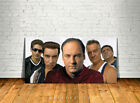 The Sopranos Canvas High Quality Giclee Print Wall Decor Art Poster Artwork
