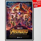 Avengers Infinity War Part 1 Movie Poster | A4 A3 A2 A1 |