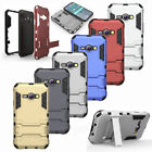 Shockproof Rugged Hard PC Armor Dual Layer Stand Protector Case Cover For Huawei