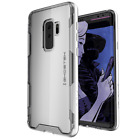For Galaxy S9 Plus Case | Ghostek CLOAK Clear Wireless Charging Protective Cover