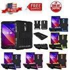 Hybrid ShockProof Kickstand Dual Layer Case Cover for ASUS ZenFone 2 ZE551ML