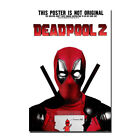 Hot Deadpool 2 Movie -  Marvel Studios Ryan Reynolds - 20x30