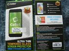 (Lots of) Cellet Ultra Thin Tempered Glass Protectors For Samsung Galaxy S4