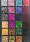 Glitter Fabric Wallpaper Samples Crafts