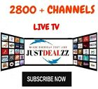 IPTV SUBSCRIPTION 1-12 Months - 2800+ LiveTV + VOD + PPV  / IPTV SERVICE <br/> Best For 24/7 TV Shows,All Mag Boxes, Android,Dreamlink