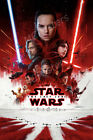 Posters USA - Star Wars Episode VIII The Last Jedi Movie Poster Glossy - MCP091 $15.95 USD on eBay