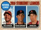 2017 Topps Heritage Baseball You Pick/Choose Cards #1-200 RC Included *FREE SHIP