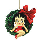 Retired Westland Betty Boop Christmas - Holiday Hanging Ornaments $28.62 CAD