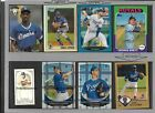 Pick Any Kansas City Royals Baseball Card All Cards Pictured Flat Rate Shipping