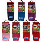 Childrens Sock Shop Heat Holders Long Length Thermal Socks 2.3 Tog Rating