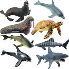 Simulation Plastic Ocean Animals Figure Sea Creatures Model Kids Educative Toys