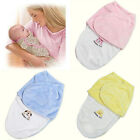 Baby Swaddle Soft Warm Envelope for Newborn Blanket Fleece Sleeping Bag Convenie