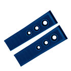 22mm Rubber Diver Watch Band Replacement Strap For (fit) -Breitling-