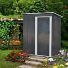 5 Size Steel Outdoor Storage S...