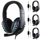 ps3 headset mic - 3.5mm Gaming Headset Stereo Surround Headphone With Mic For PS3 PS4 Xbox ONE 360
