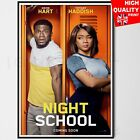 Malcolm D. Lee's NightSchool Comedy Movie Poster | A4 A3 A2 A1 |