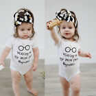 harry potter baby - Harry Potter Newborn Baby Boy Girl Bodysuit Summer Romper Clothes Outfits US