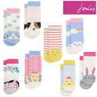Joules Baby Neat Feet Girls Socks (Y)