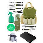 Garden Tools Set Vegetable Herb Gardening Kit Organizer Bag Home Kneeling Pad