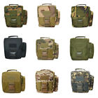 Outdoor Sport Tactical Travel Shoulder Handbag Army Durable Bags 15*27*25cm