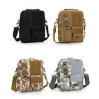 25*20*7cm Military Tactical Rucksacks Camping Shoulder Cross Body Outdoor Bag