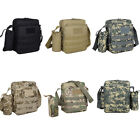 Outdoor Camping Shoulder Messenger Bag Military Tactical Shoulder Bag 29*23*11cm