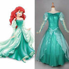Halloween Costumes for Adult The Little Mermaid Ariel Costume Princess Dress