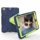 For Apple iPad Mini 1 2 3 Rugged Safe With Hard Stand Tri Layer TPU Tough Case