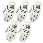 5 STRIKE Women/Ladies All Weather Golf gloves Cabretta leather palm patch/thumb