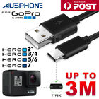 USB Sync Data Cable FOR GoPro Hero 6 5 4 3 3+ Fusion Transfer Charging Charger