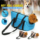 Portable Pet Dog Cat Travel Carrier Carry Bag Tote Puppy Kitten Outdoor Handbag