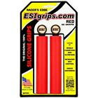 Choose Color ESI Racer's Edge Bike Grips 100% Silicone Shock Absorbing 130mm 50g