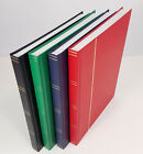 A4 Stockbook Stamp Album With 32 White Pages -  £10.95 each
