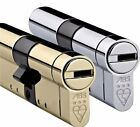 Avocet ABS Anti Snap BS TS007 3 Star Euro Cylinder can be keyed alike